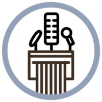 Orator Badge